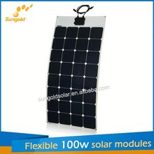 Sungold PV Module Manufacturers flexible solar panels amazon kindle help