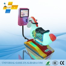 2015 Crazy Horse Arcade Coin-Operated Horse Racing Game Machine