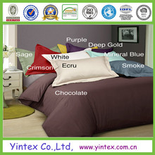 Wrinkle-Free 1800TC Microfiber Bed Sheets