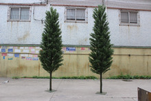 artificial grass, grass topiary new design cypress christmas tree