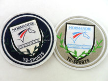 fashion formal college embroidered patches