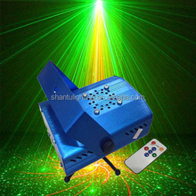 New Style Red and Green Mini Remote Control Star Laser Show Laser Light Guangzhou Factory Price Stage Lighting
