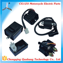 Chinese Motorcycle Parts CG125 Motorcycle Electric Parts