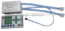 high quality!!! hot sale 25Key 5050 chasing running IR Remote Controller