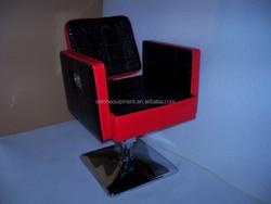 2015 lastest red & black salon furniture(JLT026)