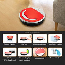 Multifunctional home robot vacuum