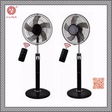 16 inch garden pedestal misting fan connected with run water.outdoor water mist fans