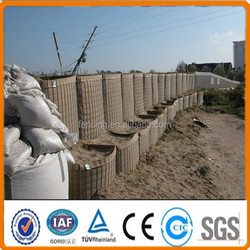 Hot sale hesco bastion gabion wall in Iran with factory price