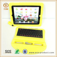 OEM/ODM shockproof tablet pc case with keyboard and touchpad