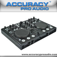Professional DJ Player With Built-in Sound Card MIDI-8800