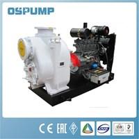 OCEAN PUMP 3'' High quality air cooling diesel engine self-priming sewage pump Mud pump