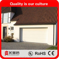 White Color Sectional Garage Door Panels Price