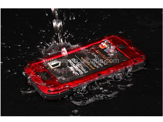New Product High Quality Unbreakable Gorilla Case for iPhone 5 Waterproof Case