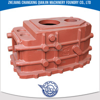 Grey iron & ductile iron cast HCD595 HT250 heavy-truck transmissions raw casting