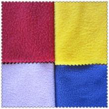 punto micro polar tela de lana ropa para bebé ropa