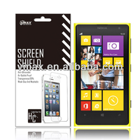 Mobile phone lcd screen protector for Nokia lumia 1020 oem/odm (High Clear)