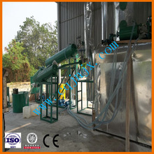 JNC-5 Used Oil Reprocessing For Diesel Fuel Oil