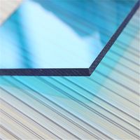 sound&heat insulation transparent polycarbonate solid sheet 4mm