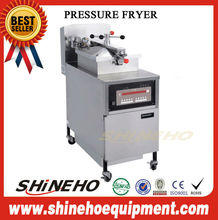 Oil-filteration built in Electric Pressure Fryer/HENNY PENNY COMPUTER 8000 pressure fryer