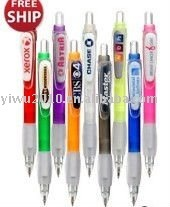 The Paddle Clip Full Color Dome Pens