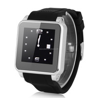 TW208+ Bluetooth Smart Watch Unlocked SIM Phone Watch Sync Call Music Reminder Anti-lost phone mate for Android IOS