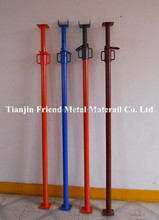 construction steel support/prop tripod