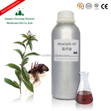 high quality 100% pure natural atractylis oil