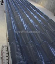 Price competetive Spanish decorative roof tiles
