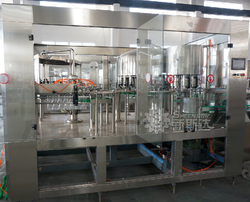 Cost effective bottling water filling plant