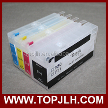 Wholesale Refillable Cartridge for HP 711 T120 T520 with Chips
