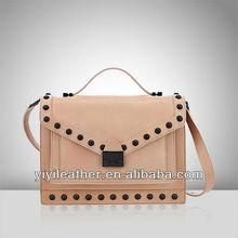 V433-Genuine leather handbag fashion shoulder bag handbag wholesale
