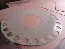 epoxy resin carrier wheel for piston ring