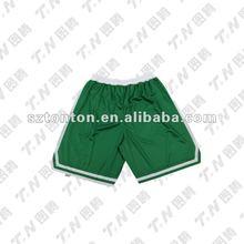 custom polyester mesh fabric basketball short