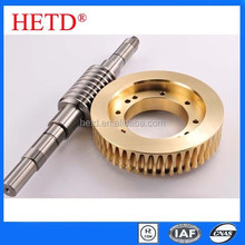 Worm Shape and Stainless Steel,Carbon Steel Alloy Brass etc. Material Worm Gear SG5030