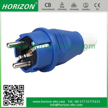 China professional supplier anti-dust Industrial 15 amp socket