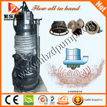 centrifugal submersible pump for river sand