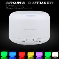 Automatic Electric Room Fragrance Diffuser , Aromatherapy Fan Diffuser