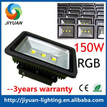 Extensive application simple safe and convenient 150w led flood light Instant ON/OFF operation