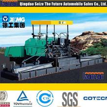 9.5m multi-functional gas heating asphalt concrete paver for road construction