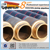 5'' injection hoses concrete putzmeister
