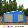 High quality outdoor equipment winter cold weather tents for trailer camping