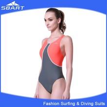 SBART 2015 UPF 50+ Anti UV Lycra Sun Protection Racing Swimwear Women Swimwear Sportswear