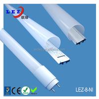 High quality hot sale led t8 4ft/6ft aluminium extrusion new hot led tube t8 www tube com