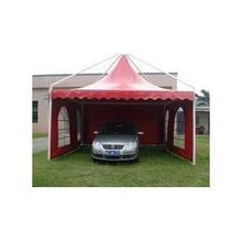 Car Parking Shade Tent (Dark-Red) by Shade Systems EA LTD