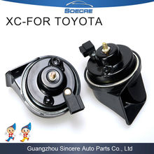 Factory Price fashion new style snail horn accessories for toyota vellfire