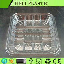 Disposable blister plastic Fresh fruit corrugated packaging on sale