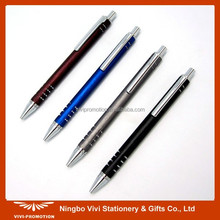 Metal Barrel Best Ballpoint Pen for Promotion , Ballpen