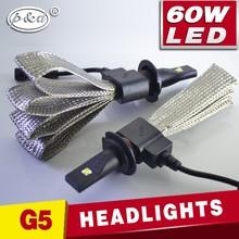 H4 10-30v 60w high low beam cr.ee waterproof IP68 4x4 accessories