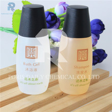 High quality luxury screw cap new design hotel soap shampoo