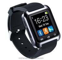 2015New Bluetooth Cheap Smart Watch Wrist Wrap Watch Phone for IOS Apple iphone 4/5/6g/6plus Samsung models CO-UWA-601